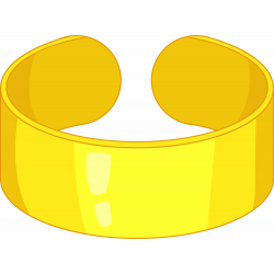 Autocollant Métier Bijoux Bracelet Jonc