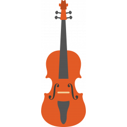 Autocollant Métier Loisirs Musique 4