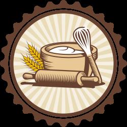 Autocollant Métier Commerçant Boulanger 1
