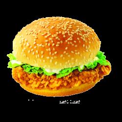 Autocollant Salé Hamburger 3