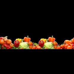 Autocollant Légumes Variés