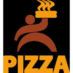 Autocollant Pizza 10