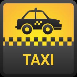 Autocollant Métier Taxi 5