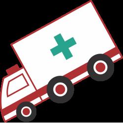 Autocollant Métier Ambulance 2
