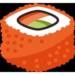 Autocollant Sushi 10