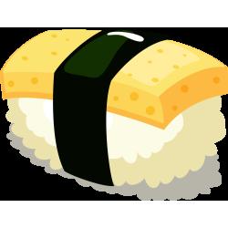 Autocollant Sushi 16