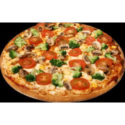 Autocollant Alimentation Pizza 1