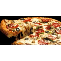 Autocollant Alimentation Pizza 7