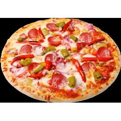 Autocollant Alimentation Pizza 8