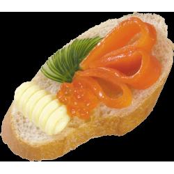 Autocollant Alimentation Sandwich 4