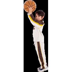 Autocollant Personne Enfant Basket 2