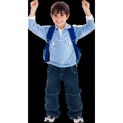 Autocollant Personne Enfant Ecole 1