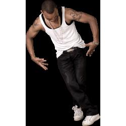 Autocollant Personne Danseur Hip Hop 5