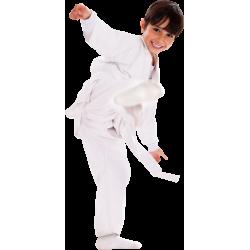 Autocollant Personne Enfant Judo 2