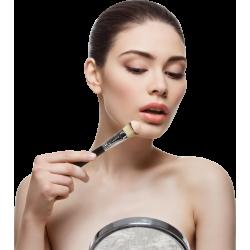 Autocollant Personne Femme Beauté Maquillage 7