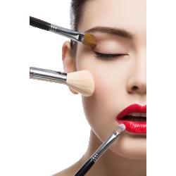 Autocollant Personne Femme Beauté Maquillage 9