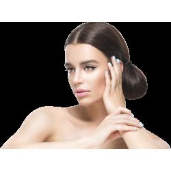 Autocollant Personne Femme Beauté Maquillage 15