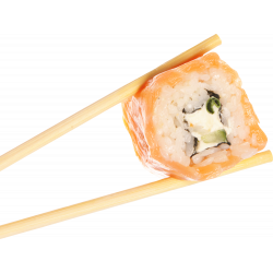 Autocollant Alimentation Sushi 1