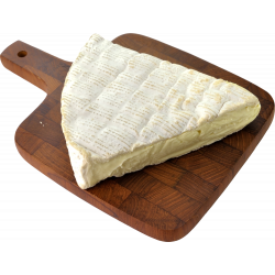 Autocollant Alimentation Fromage Brie 3