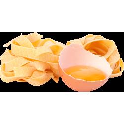 Autocollant Alimentation Œufs Et Pâtes