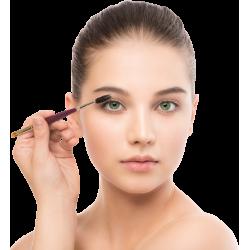 Autocollant Personne Femme Maquillage 2