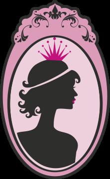 Autocollant Fashion Femme Couronne 7