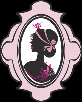 Autocollant Fashion Femme Couronne 9