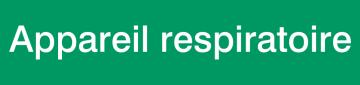 Autocollant Signalisation Appareil Respiratoire