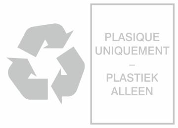 Autocollant Environnement Plastique