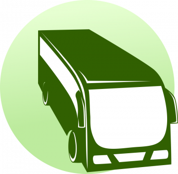 Autocollant Métier Voyage Bus