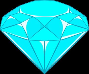 Autocollant Métier Bijoux Diamant