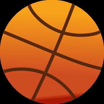 Autocollant Métier Loisirs Sport Basket