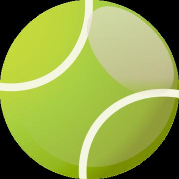 Autocollant Métier Loisirs Sport Tennis