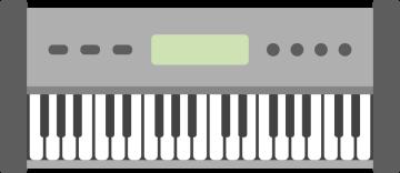 Autocollant Métier Loisirs Musique 6