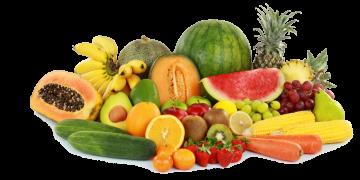 Autocollant Fruits