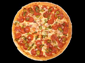 Autocollant Pizza 4