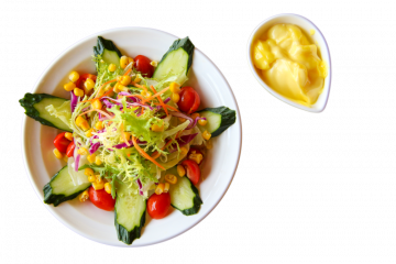 Autocollant Salade 3