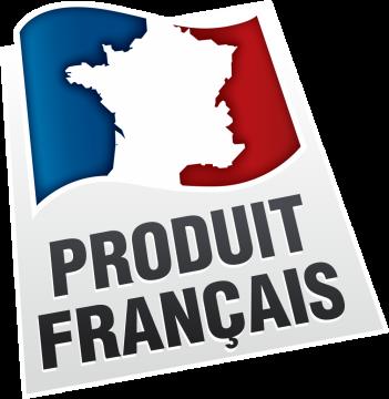 Autocollant Logo Produit Français
