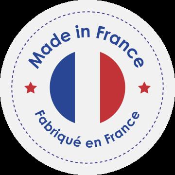 Autocollant Logo Fabriqué En France