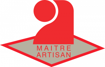 Autocollant Logo Maître Artisan