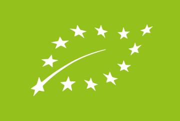 Autocollant Logo Produit Agriculture Bio
