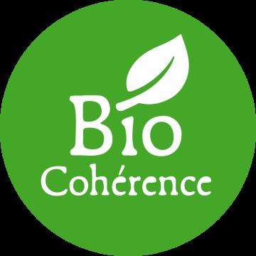Autocollant Logo Bio Cohérence