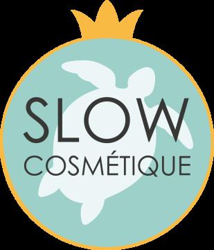 Autocollant Logo Slow Cosmétique