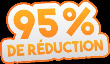 Autocollant Soldes 95% De Réduction