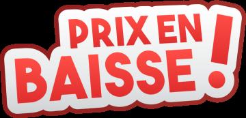 Autocollant Soldes Prix En Baisse 1 - ref.d11333 | MPA Pro