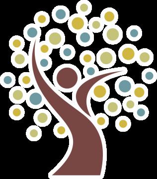 Autocollant Logo Nature Arbre Bonhomme 4