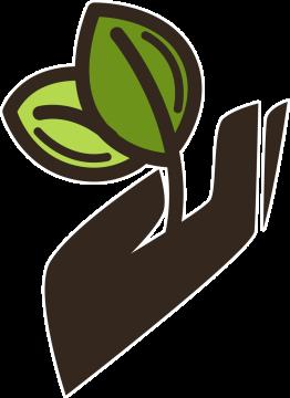 Autocollant Logo Nature Ecologie 4