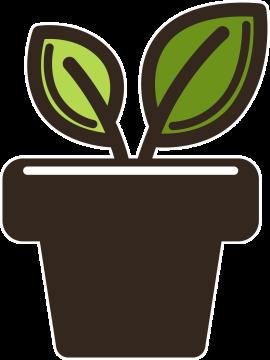 Autocollant Logo Nature Ecologie 9