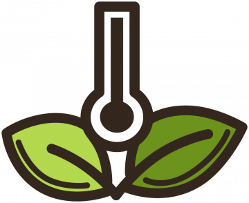 Autocollant Logo Nature Ecologie 11