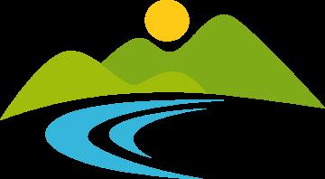 Autocollant Logo Nature Paysage 4